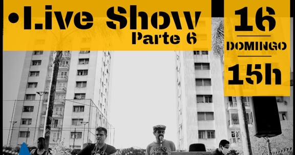 Live-show Parte 6 - Banda Back in Time
