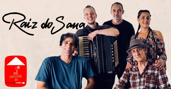 LIVE  RAIZ DO SANA