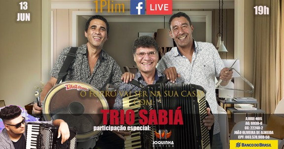 LIVE TRIO SABIÁ