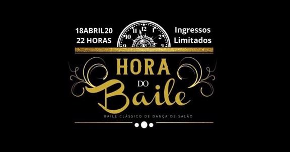 HORA  DO BAILE - Dança de Salão (TEBAR - São Sebastião/SP)