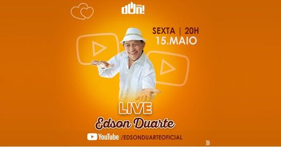 LIVE EDSON DUARTE