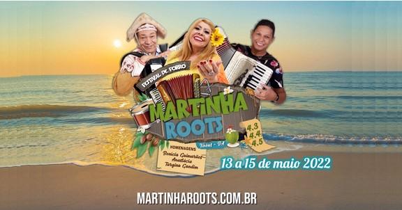 Martinha Roots 4.3,  4.4 e 4.5  juntos - Homenagem a Benício Guimarães, Anastácia E Targino Gondin