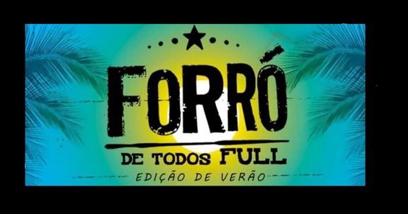 FORRÓ DE TODOS FULL (ESQUENTA FORRÓ DOS SONHOS - CARAGUA)