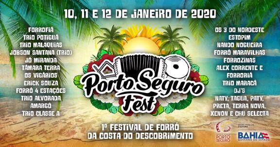 Porto Seguro Fest 2020