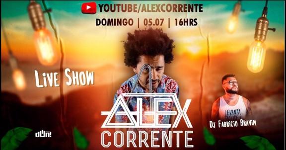 Live show Alex Corrente