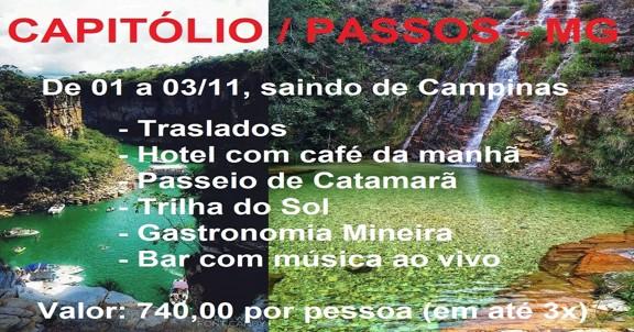 CAPITOLIO - PASSOS / MG