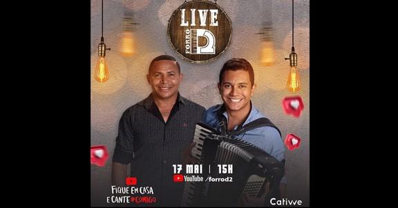 LIVE FORRÓ D2