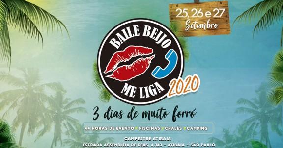 Baile Beijo Me Liga 2021