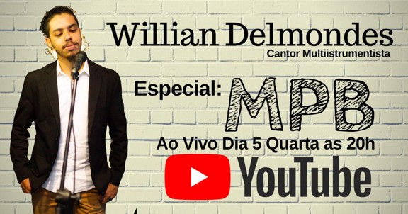 Barzinho Virtual Willian Delmondes