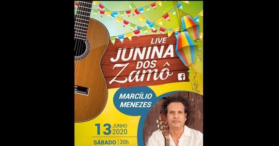 LIVE MARCILIO MENEZES