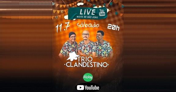 LIVE TRIO CLANDESTINO